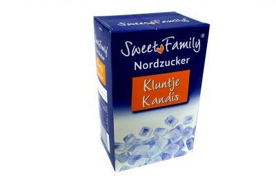 Nordzucker Kluntje Kandis weiß 1x1kg