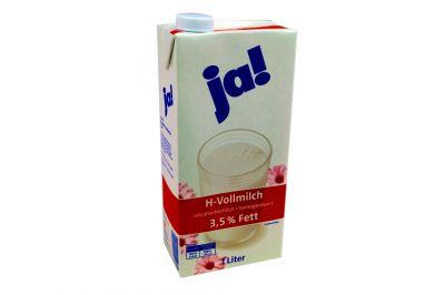 Ja H-Milch 3,5% 1x1,0l