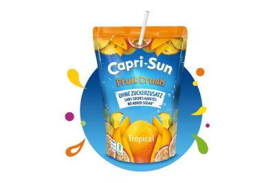 Capri-Sun Pure Fruit & Water Tropical 5x0,2l