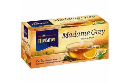 Meßmer Madame Grey 1x25 Beutel