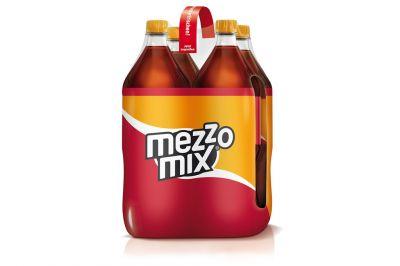 Coca Cola mezzomix EW Pet 4x1,5l