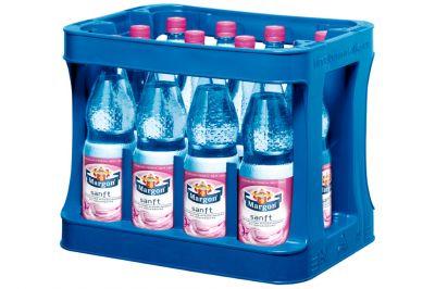 Margon Mineralwasser Sanft 12x1,0l
