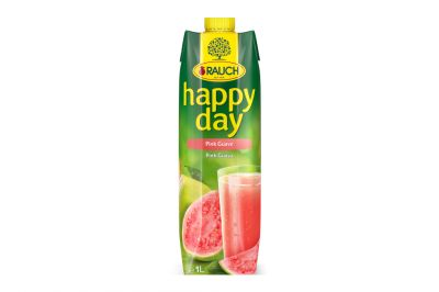 Rauch Happy Day Pink Guave Tetrapak 1x1,0l