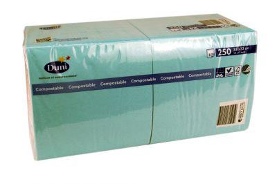 duni servietten 33x33 3 lagig mint blau 1x250 blat eberlein shop anlieferung in leipzig und. Black Bedroom Furniture Sets. Home Design Ideas