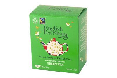English Tea Shop Green Tea (16g) 8x1 Beutel