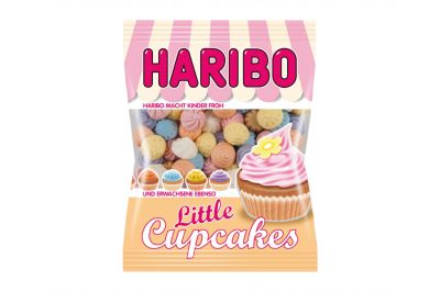 haribo cittle cupcake 175g t te eberlein shop. Black Bedroom Furniture Sets. Home Design Ideas