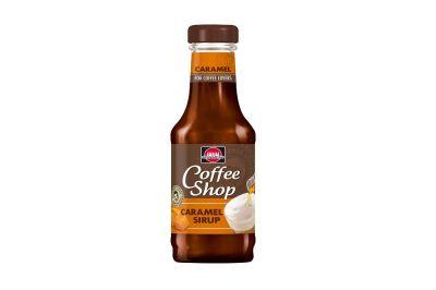 Schwartau Coffee Shop Caramel Sirup (200ml)