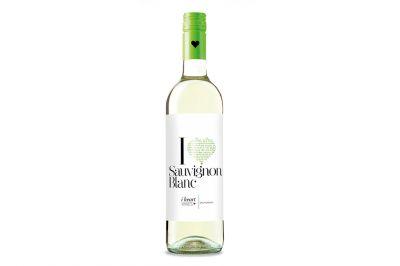 I Heart Wines Sauvignon Blanc Chile weiß tr (0,75l)