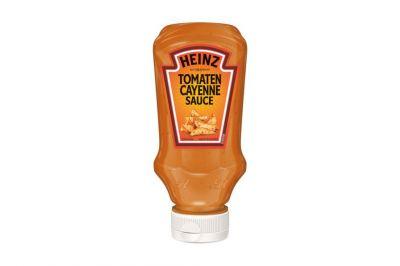 Heinz Tomaten Cayenne Sauce 220ml PET