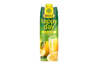 Rauch Happy Day Grapefruit Tetrap.