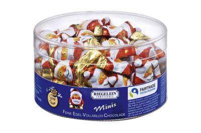 Riegelein Mini-Weihnachtsmänner 80x5g