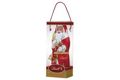 Lindt Weihnachtsmann mit Glocke 1000g