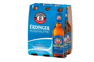 Erdinger alkoholfrei (6x0,33 l)