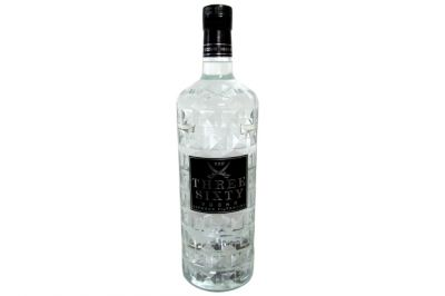 Three Sixty Vodka 37,5% vol (3l)