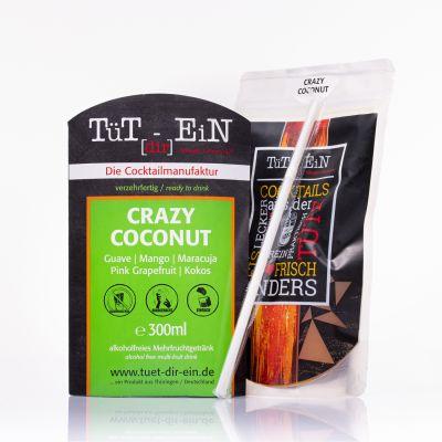 TüTdirEin Crazy Coconut alkoholfrei (300ml)