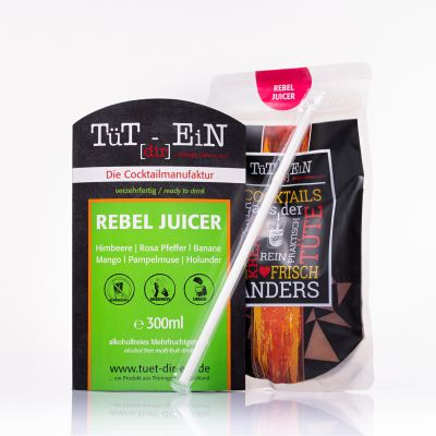 TüTdirEin Rebel Juicer alkoholfrei (300ml)