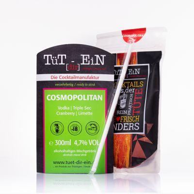 TüTdirEin Cosmopolitan 4,7% vol (300ml)