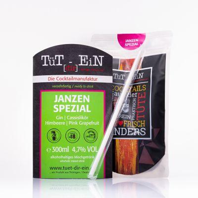 TüTdirEin Janzen Spezial 4,7% vol (300ml)