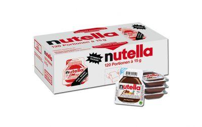 Nutella Portionen (120x15g)