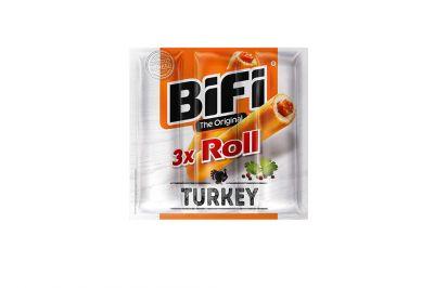 Bifi Turkey Roll (3x45g)