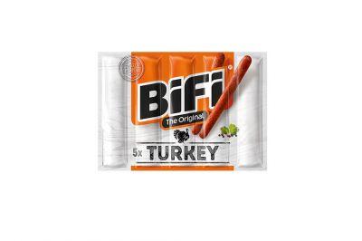 Bifi Turkey (5x20g)
