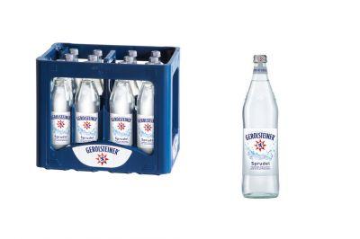 Gerolsteiner Mineralwasser Sprudel (12x0,75l)