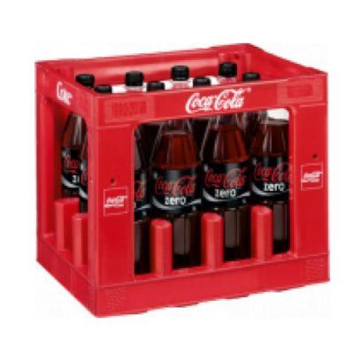 Coca Cola zero 12x1,0l