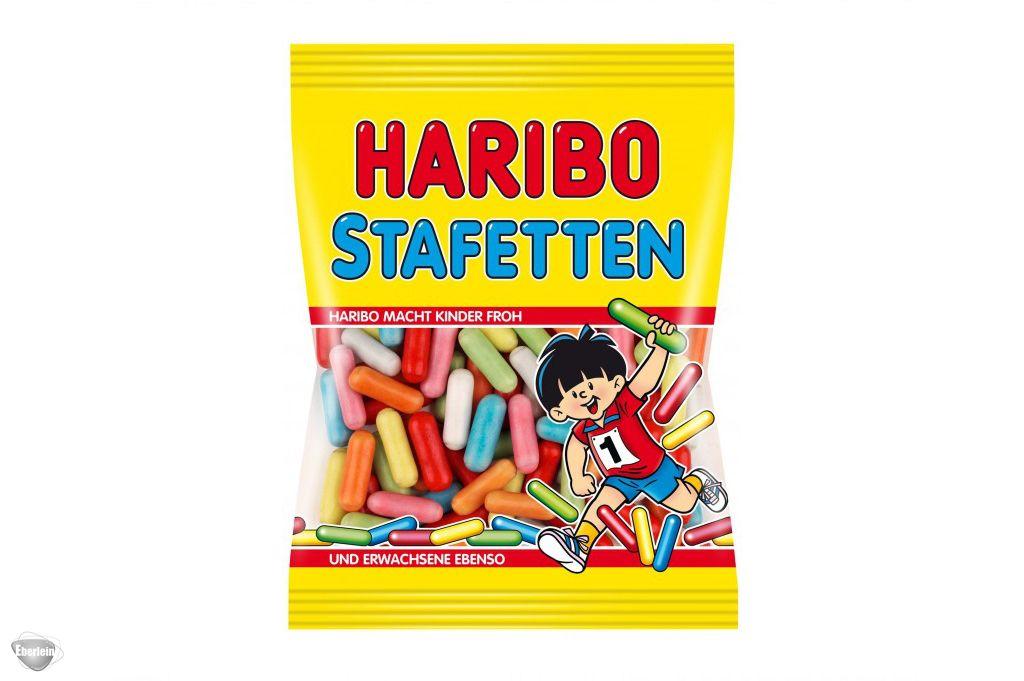 Haribo Stafetten 200g Tüte Eberlein Shop Anlieferung