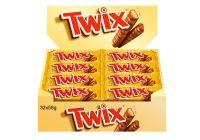 Twix Riegel 2x25g (32x50g)