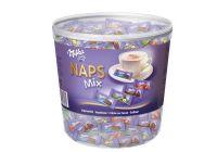 Milka Naps Mix Portionspackung Dose (1000g)