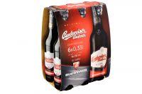 Budweiser 6x0,33l