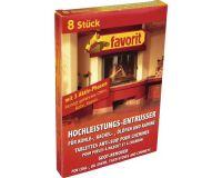favorit Hochleistungs-Entrusser 8 Stk.