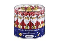 Riegelein Massiv-Weihnachtsmänner (65x12,5g)