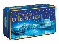 Vadossi Dresdner Christstollen in Metalldose 750g