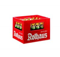 Rothaus Pils Tannenzäpfle 24x0,33l