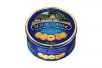 Danish Butter Cookies Royal Dansk Dose 1x1000g