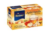 Meßmer Apfel-Vanille 1x20 Beutel