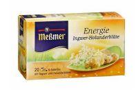 Meßmer Energie Ingwer-Holunderblüte 1x20 Beutel