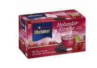 Meßmer Holunder-Kirsche 1x20 Beutel