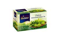 Meßmer Detox Brennnessel-Grüner Tee 1x20 Beutel