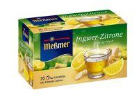 Meßmer Ingwer-Zitrone 1x20 Beutel