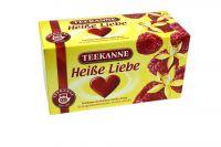 Teekanne Heiße Liebe - Himbeer-Vanille eP (20x3 g)