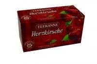 Teekanne Herzkirsche (20x3 g)