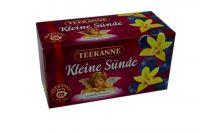 Teekanne Kleine Sünde - Heidelbeer-Vanille eP (20x3 g)