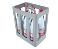 Lichtenauer Mineralwasser Pur 6x1,0l