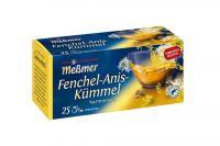 Meßmer Fenchel-Anis-Kümmel 1x25 Beutel