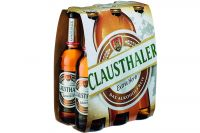 Clausthaler extraherb (6x0,33 l)