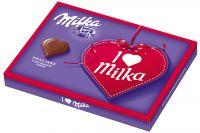 Milka Pralines I love Milka Nuss-Nougat-Creme 110g