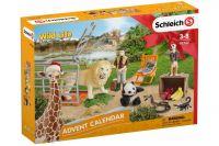 Schleich Adventskalender 97702 Wild Life 2018