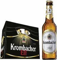 Krombacher Pils Elf 11x0,5l